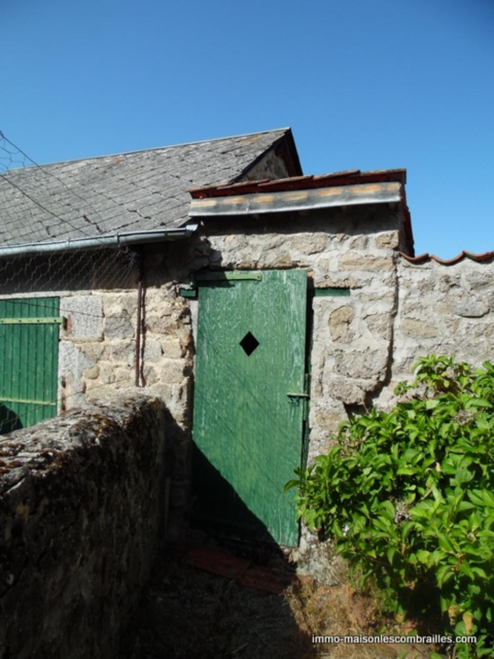 huis te koop Mautes, Creuse (Limousin) foto 16