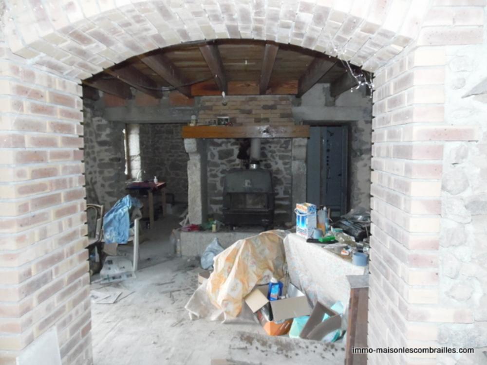 maison à vendre Dontreix, Creuse (Limousin) photo 12