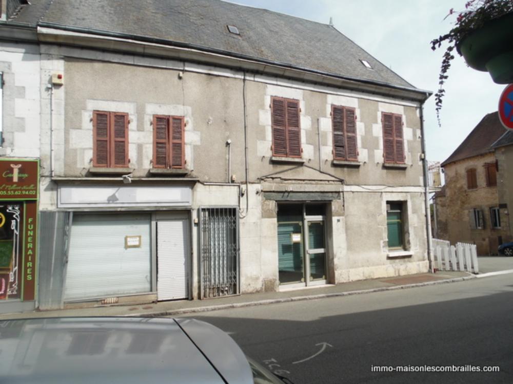 huis te koop Chénérailles, Creuse (Limousin) foto 2