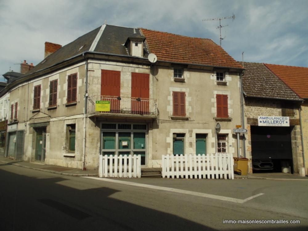 huis te koop Chénérailles, Creuse (Limousin) foto 13