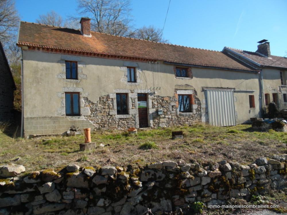 maison à vendre Dontreix, Creuse (Limousin) photo 2