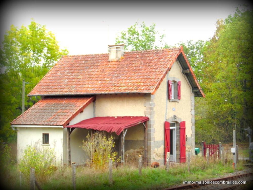 vrijstaand te koop Saint-Médard-la-Rochette, Creuse (Limousin) foto 1