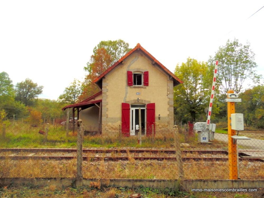 vrijstaand te koop Saint-Médard-la-Rochette, Creuse (Limousin) foto 4