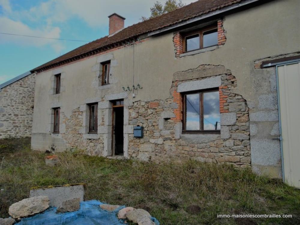 huis te koop Dontreix, Creuse (Limousin) foto 3