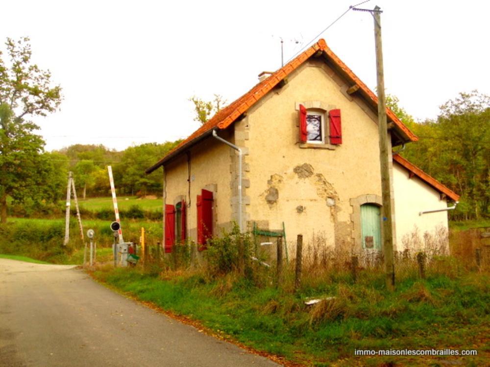 vrijstaand te koop Saint-Médard-la-Rochette, Creuse (Limousin) foto 3