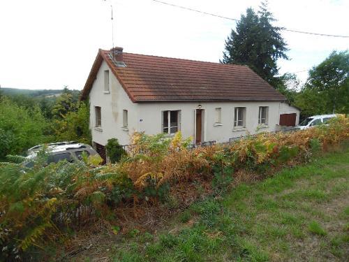 vrijstaand, Bussière-Nouvelle, Creuse