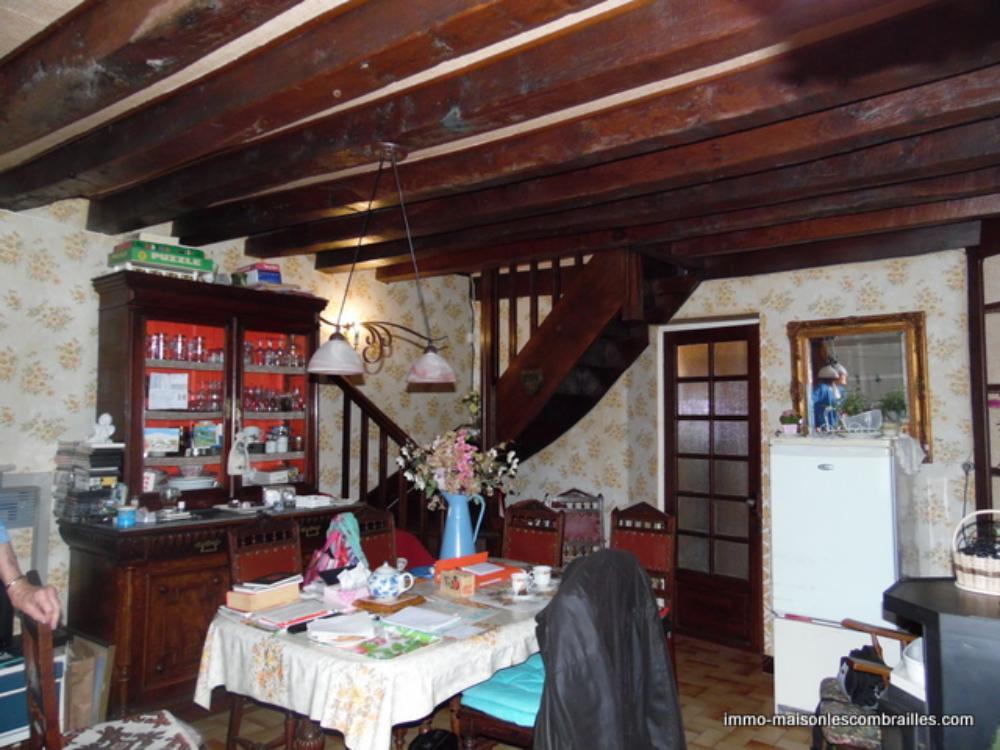 vrijstaand te koop Méasnes, Creuse (Limousin) foto 10