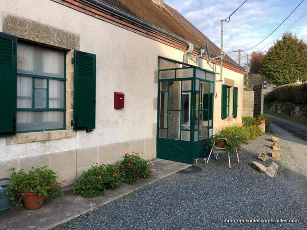 vrijstaand te koop Méasnes, Creuse (Limousin) foto 2