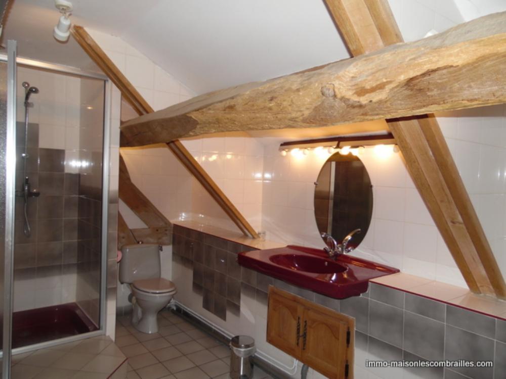 vrijstaand te koop Buxières-les-Mines, Allier (Auvergne) foto 11