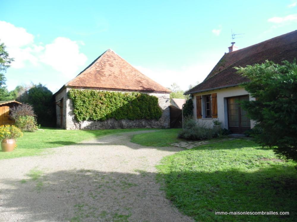 vrijstaand te koop Buxières-les-Mines, Allier (Auvergne) foto 3