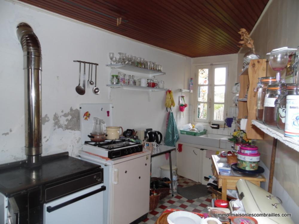 vrijstaand te koop Méasnes, Creuse (Limousin) foto 6