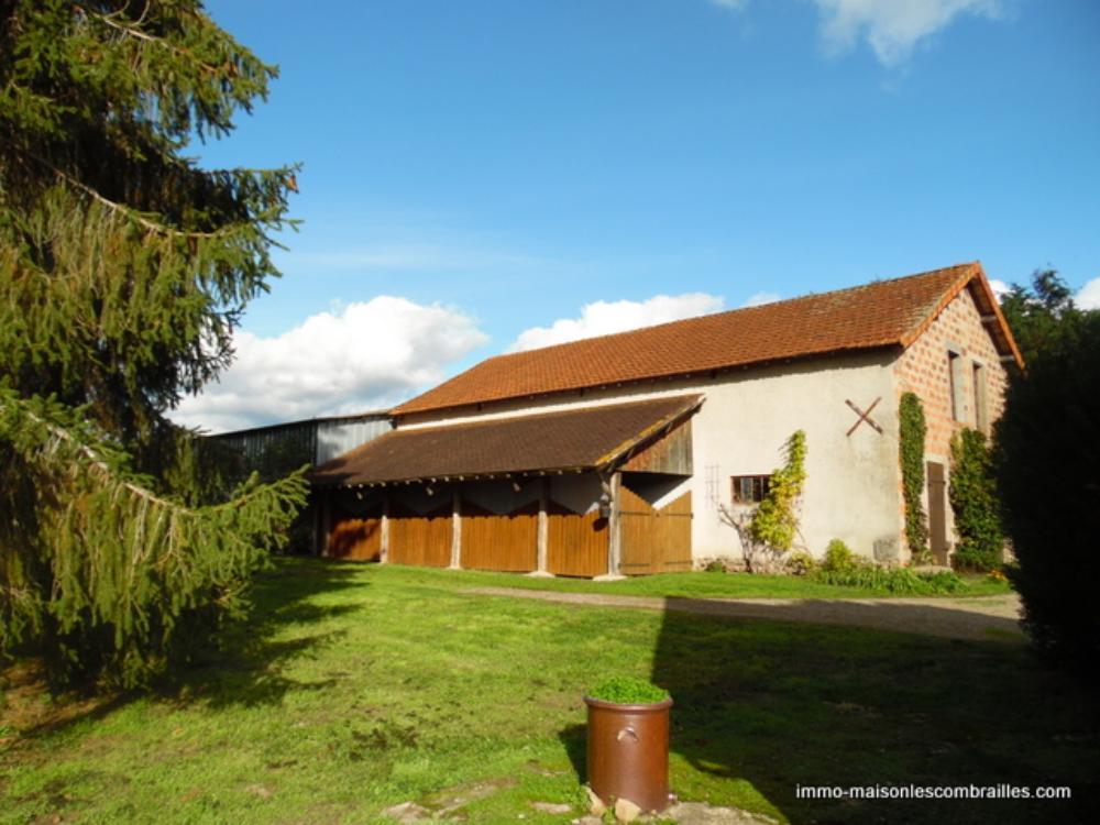 vrijstaand te koop Buxières-les-Mines, Allier (Auvergne) foto 13
