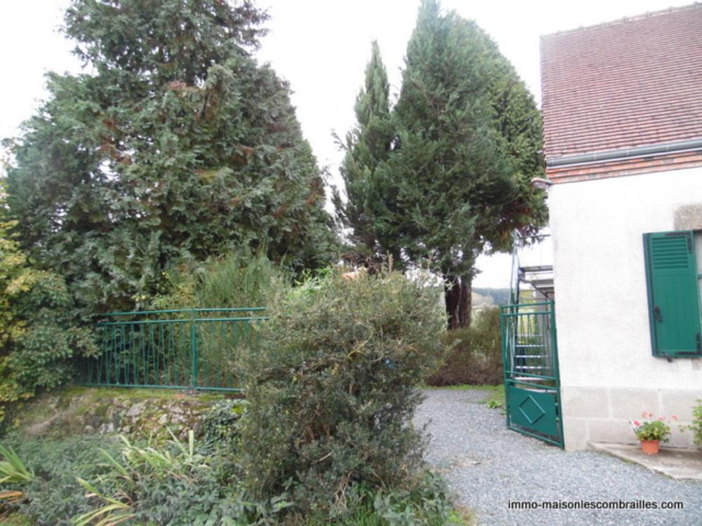 vrijstaand te koop Méasnes, Creuse (Limousin) foto 3