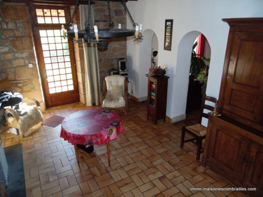 vrijstaand te koop Buxières-les-Mines, Allier (Auvergne) foto 10