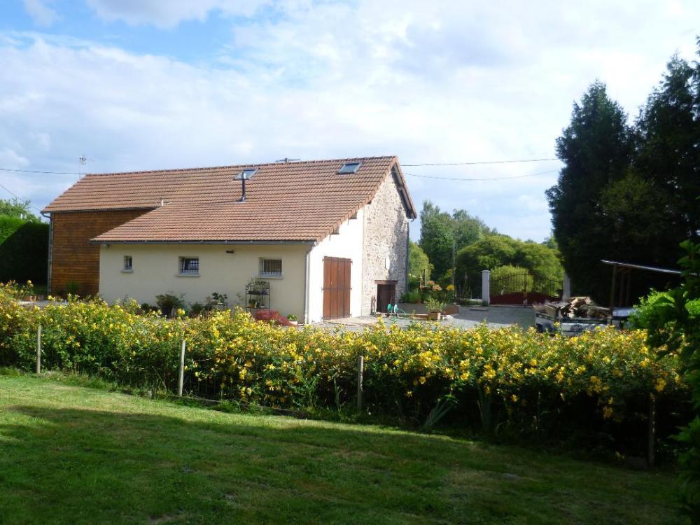 vrijstaand te koop Nouziers, Creuse (Limousin) foto 2