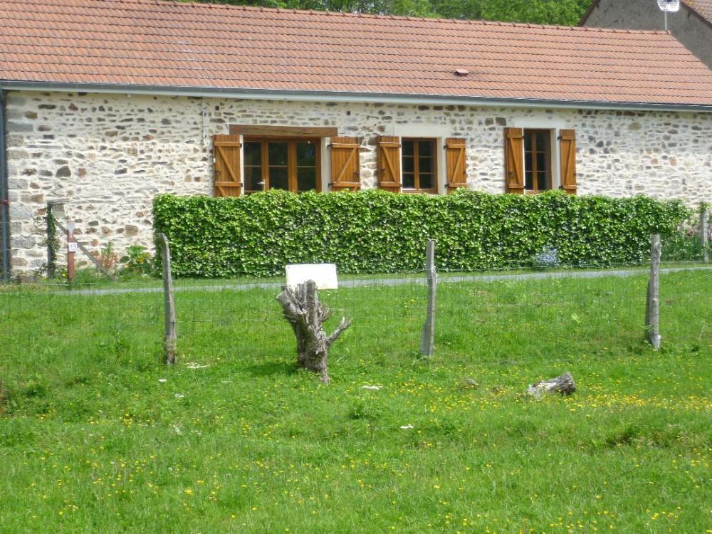 vrijstaand te koop Nouziers, Creuse (Limousin) foto 4