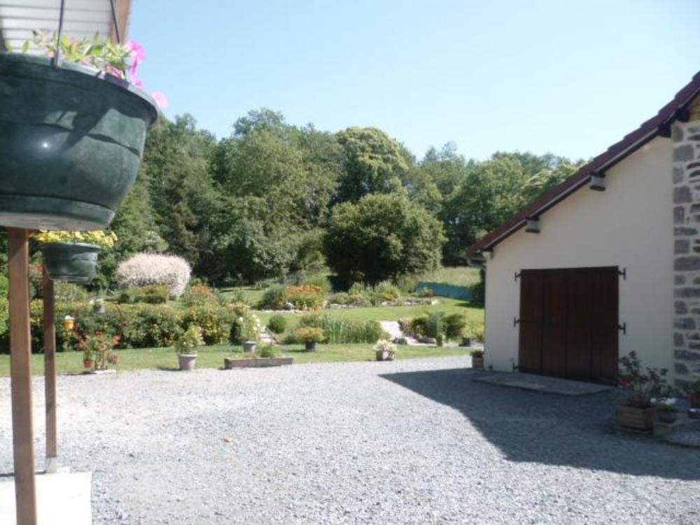 vrijstaand te koop Nouziers, Creuse (Limousin) foto 8