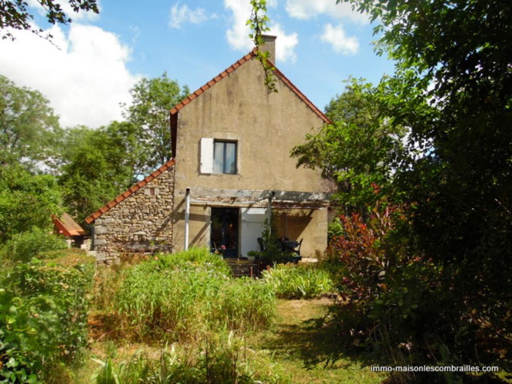 vrijstaand te koop Saint-Priest, Creuse (Limousin) foto 3