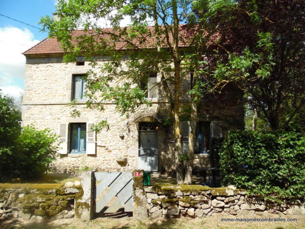 vrijstaand te koop Saint-Priest, Creuse (Limousin) foto 1