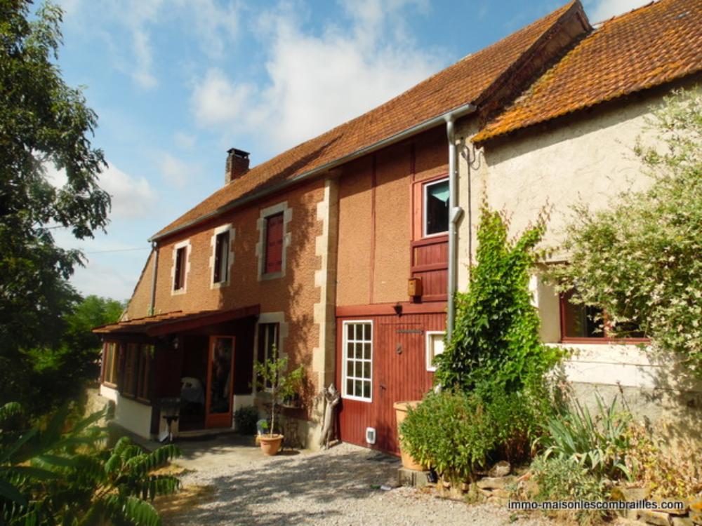 vrijstaand te koop Sannat, Creuse (Limousin) foto 3