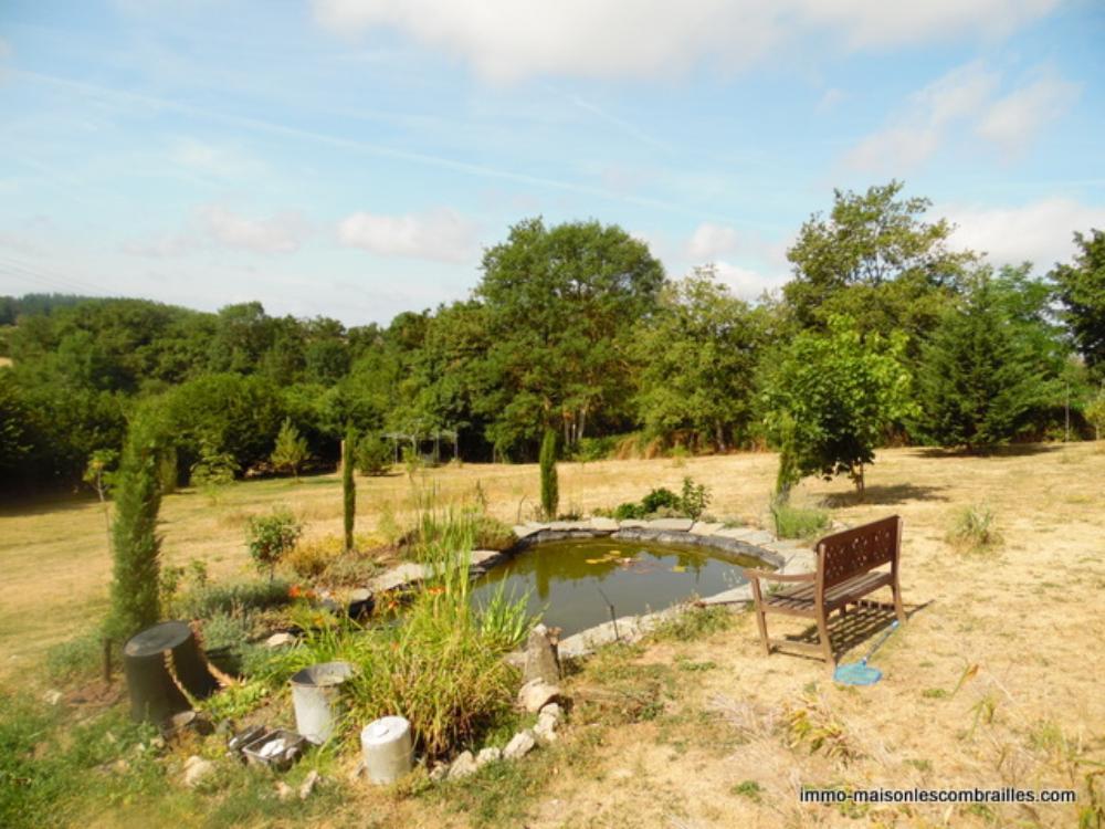 vrijstaand te koop Sannat, Creuse (Limousin) foto 7