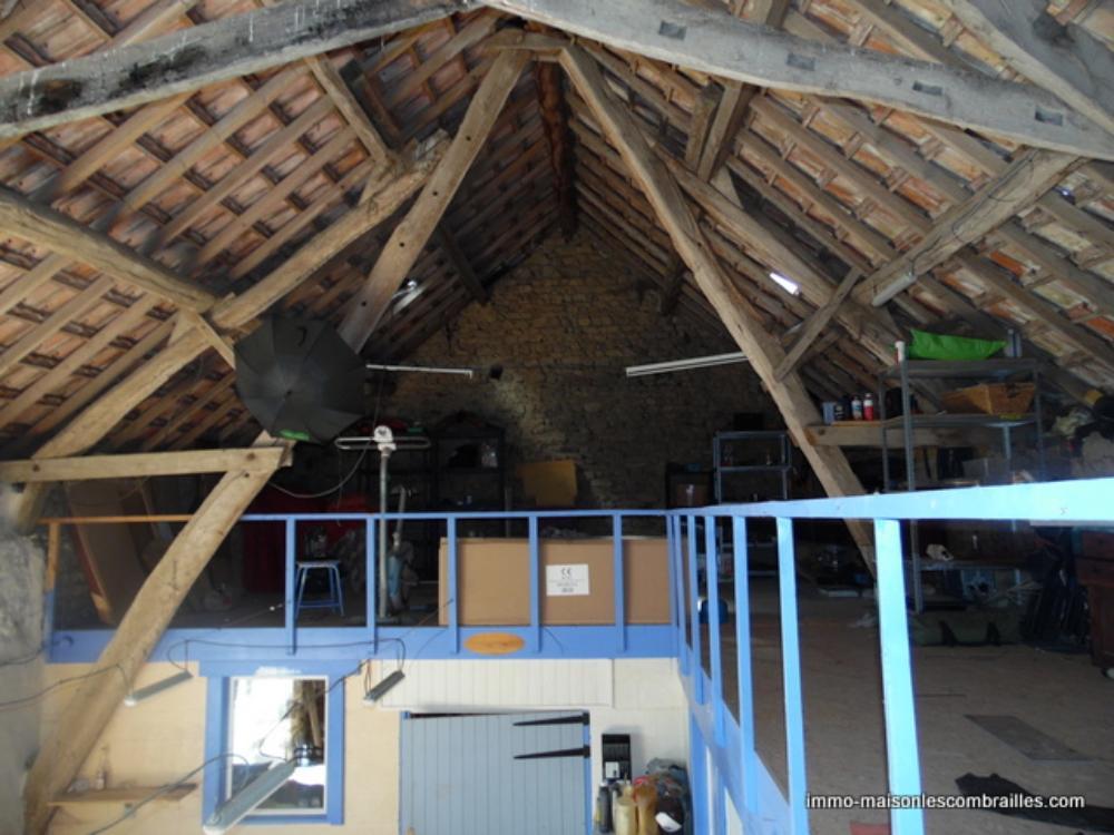 vrijstaand te koop Sannat, Creuse (Limousin) foto 16