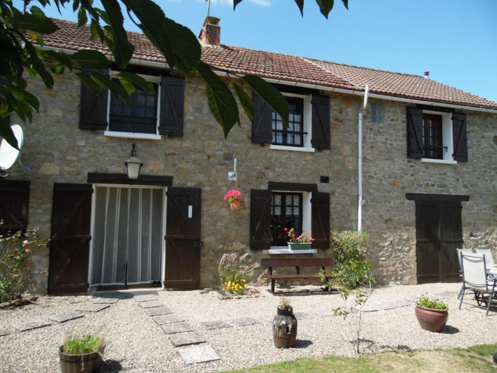 vrijstaand te koop Charron, Creuse (Limousin) foto 7