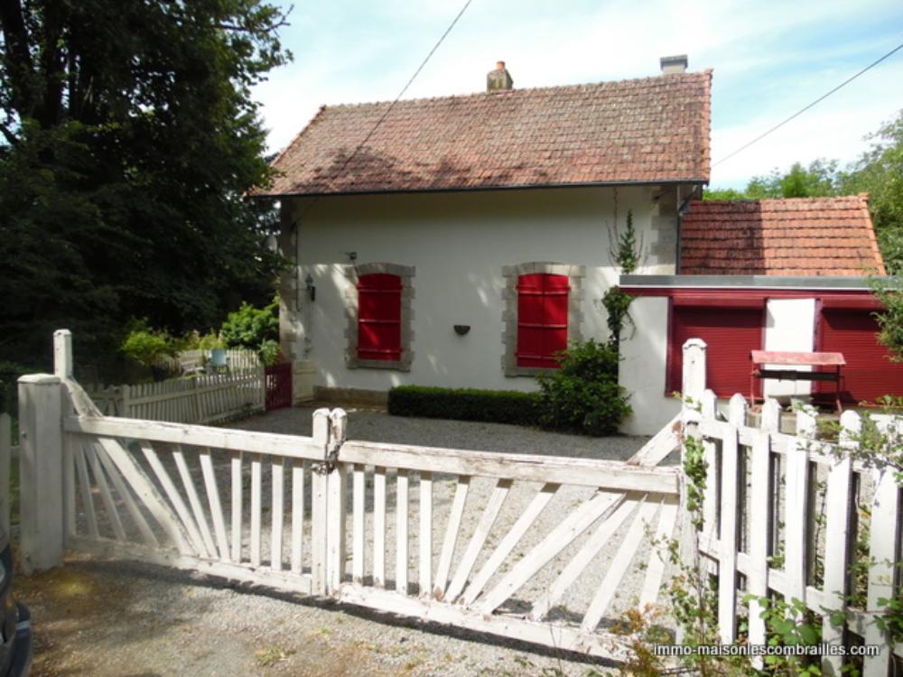 vrijstaand te koop Cressat, Creuse (Limousin) foto 2