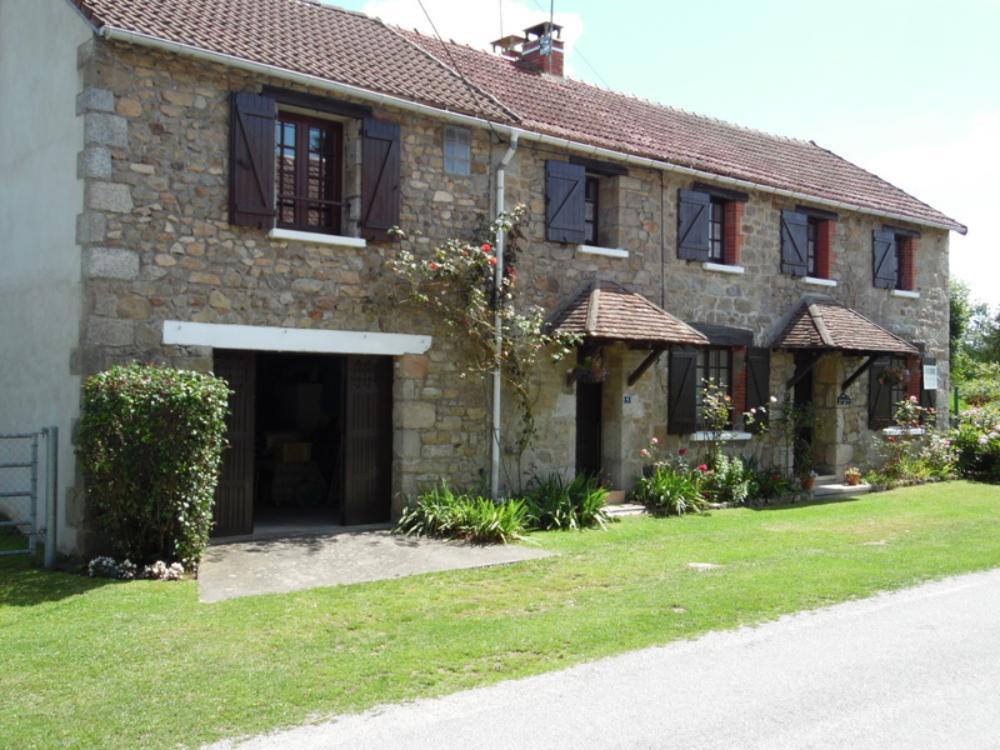 vrijstaand te koop Charron, Creuse (Limousin) foto 12