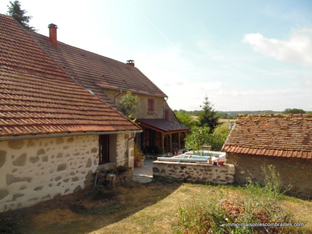 vrijstaand te koop Sannat, Creuse (Limousin) foto 2
