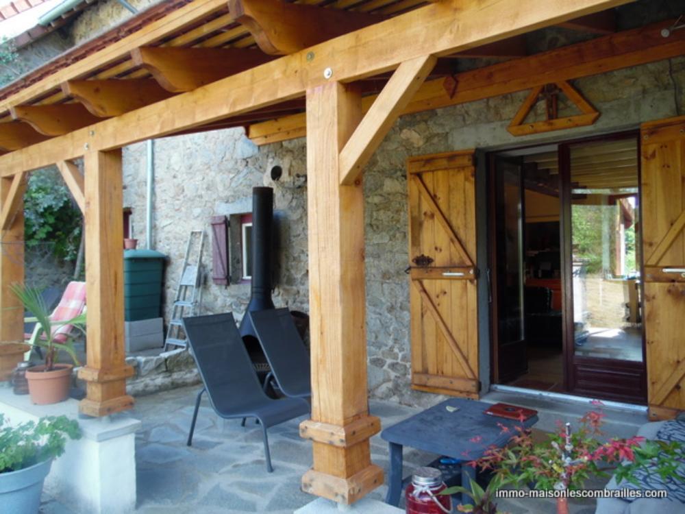 vrijstaand te koop Sannat, Creuse (Limousin) foto 10