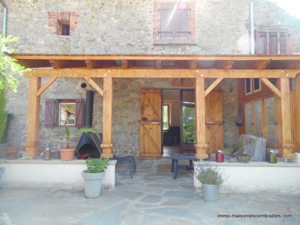 vrijstaand te koop Sannat, Creuse (Limousin) foto 9