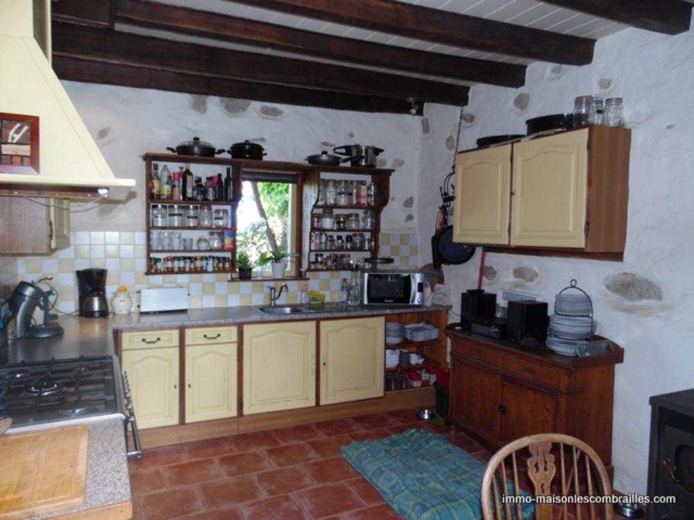 vrijstaand te koop Sannat, Creuse (Limousin) foto 14