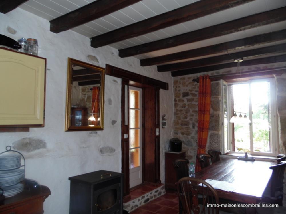 vrijstaand te koop Sannat, Creuse (Limousin) foto 11