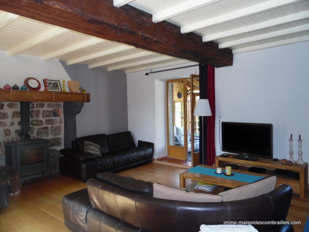 vrijstaand te koop Sannat, Creuse (Limousin) foto 12