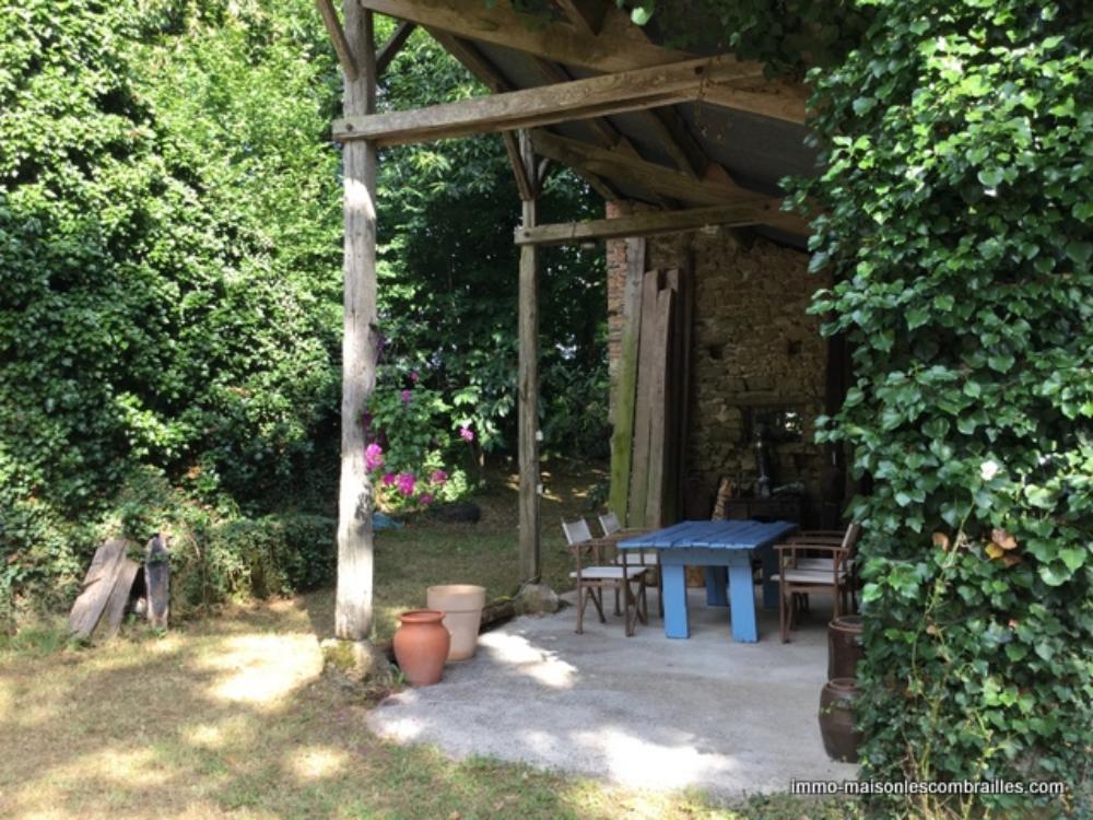 vrijstaand te koop Châtelus-le-Marcheix, Creuse (Limousin) foto 6