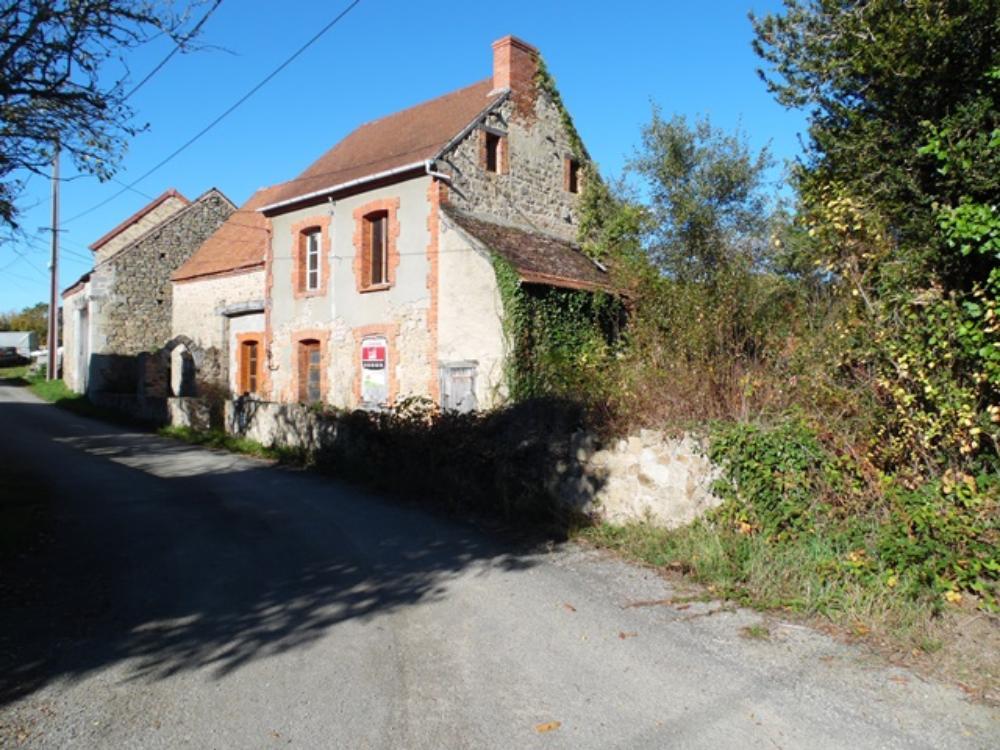 vrijstaand, Sannat, Creuse