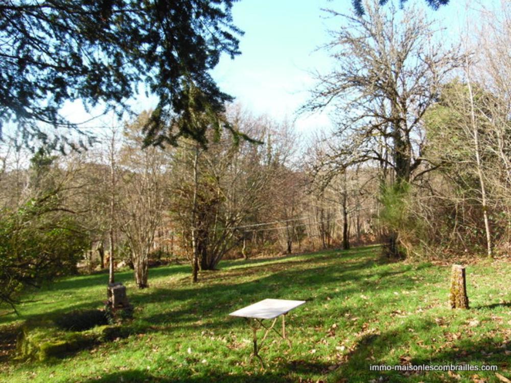 vrijstaand te koop Châtelus-le-Marcheix, Creuse (Limousin) foto 14