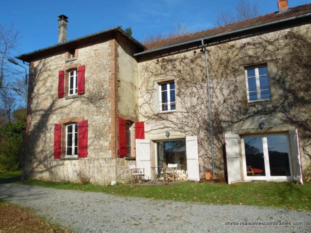 vrijstaand te koop Châtelus-le-Marcheix, Creuse (Limousin) foto 2