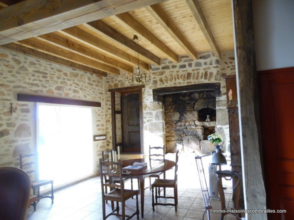 vrijstaand te koop Châtelus-le-Marcheix, Creuse (Limousin) foto 8