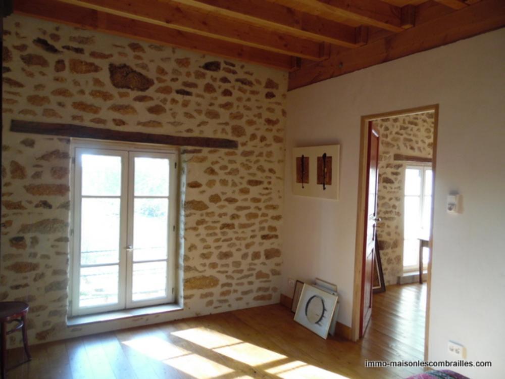 vrijstaand te koop Châtelus-le-Marcheix, Creuse (Limousin) foto 11