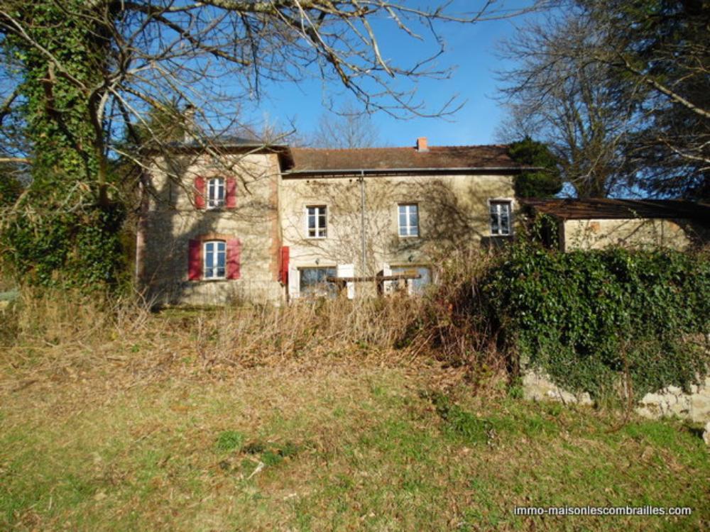vrijstaand te koop Châtelus-le-Marcheix, Creuse (Limousin) foto 18