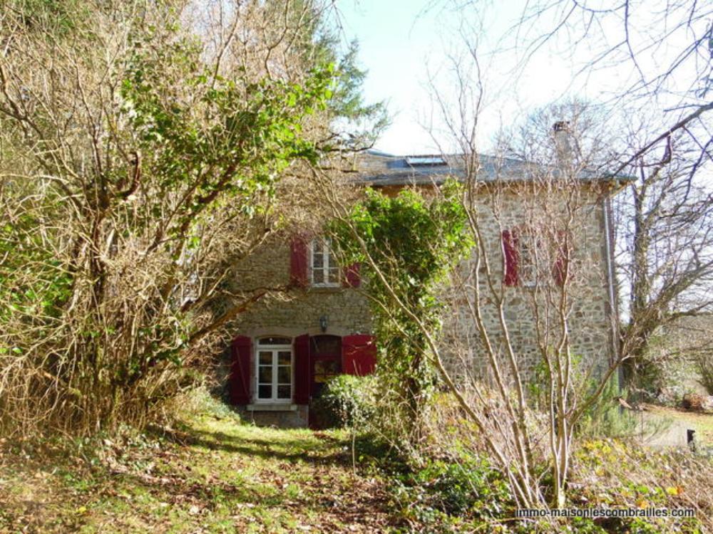 vrijstaand te koop Châtelus-le-Marcheix, Creuse (Limousin) foto 4