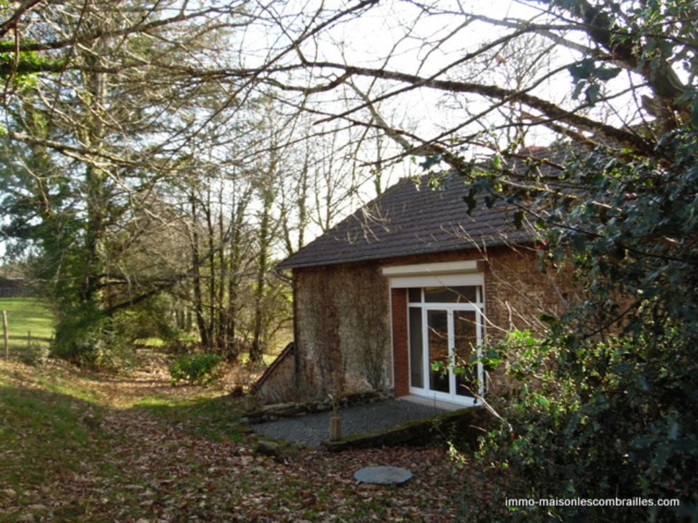 vrijstaand te koop Châtelus-le-Marcheix, Creuse (Limousin) foto 13