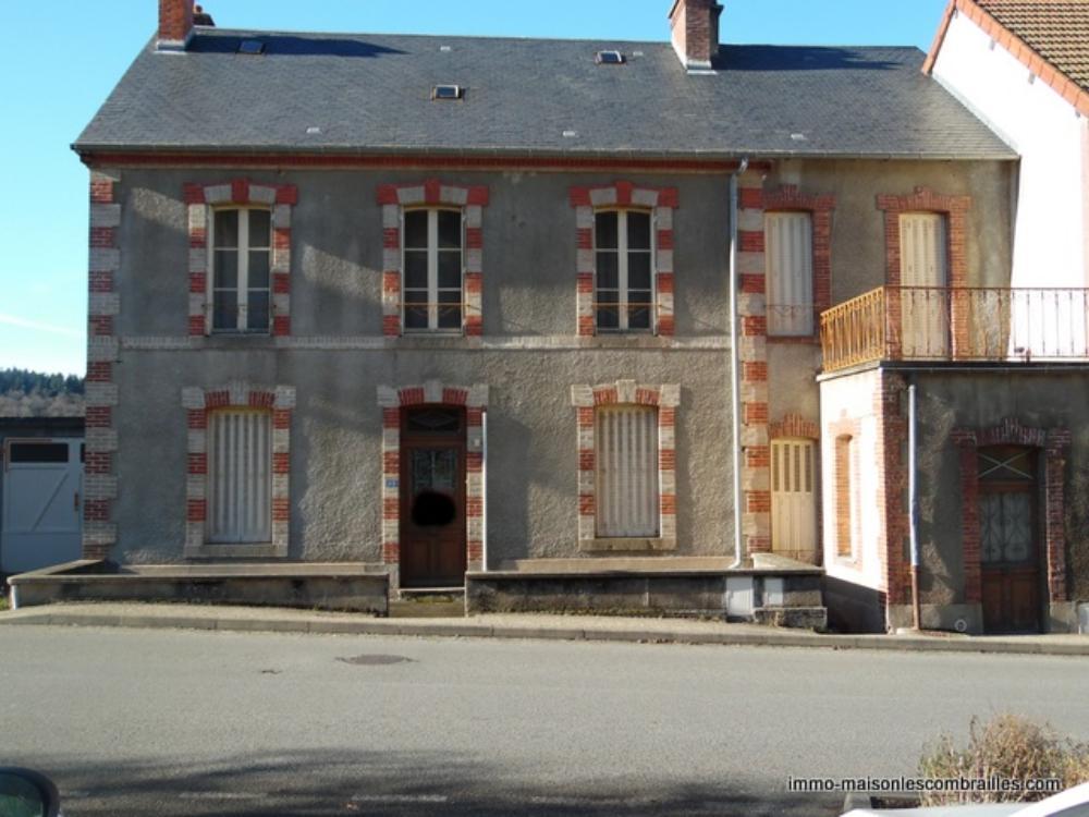 herenhuis, Felletin, Creuse