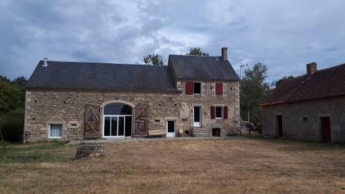 huis, Gouzon, Creuse