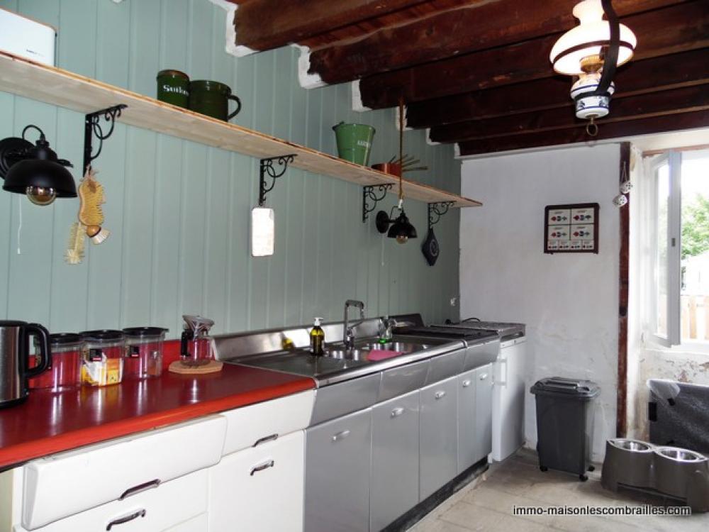 maison à vendre Les Mars, Creuse (Limousin) photo 15