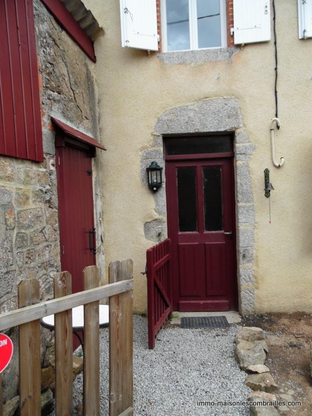 maison à vendre Les Mars, Creuse (Limousin) photo 4