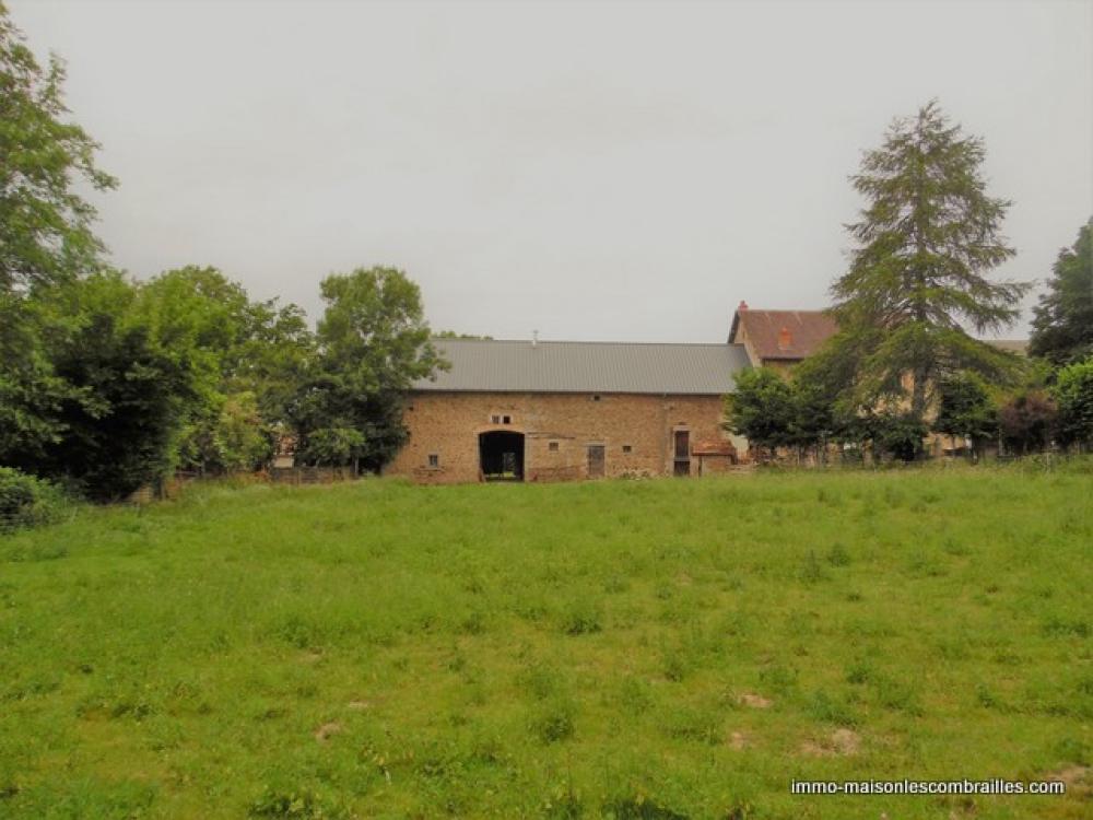 maison à vendre Les Mars, Creuse (Limousin) photo 2
