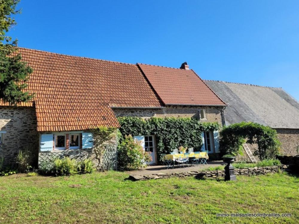 indépendant à vendre Boussac-Bourg, Creuse (Limousin) photo 1